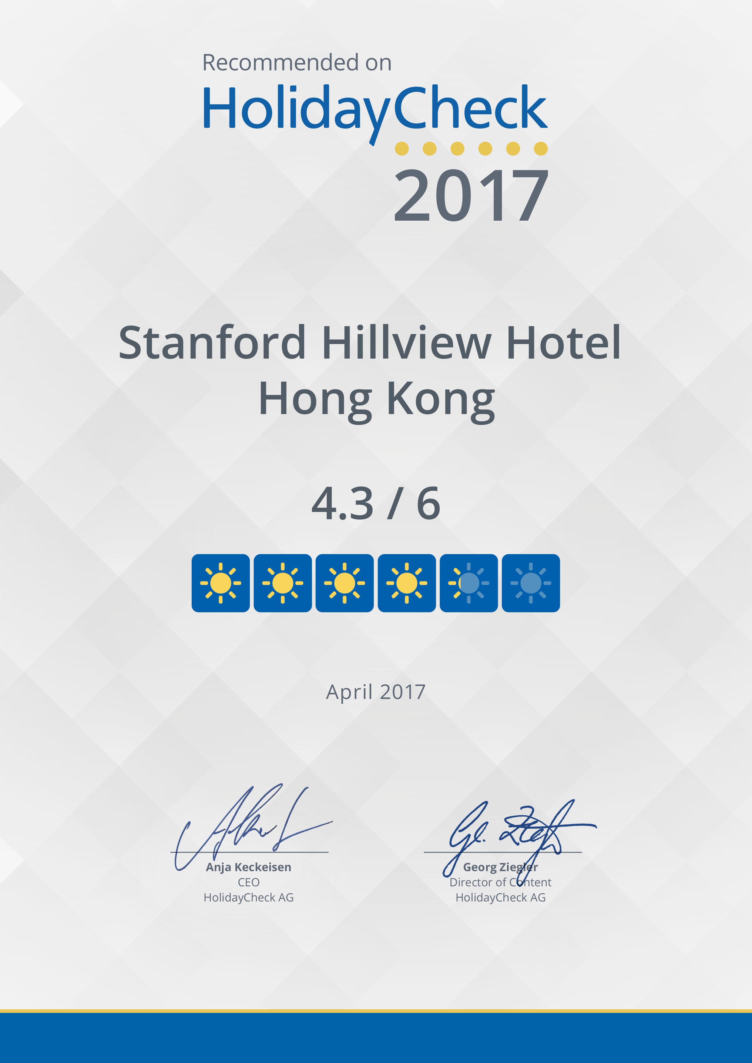 Stanford Hillview Hotel   Stanford Hotels